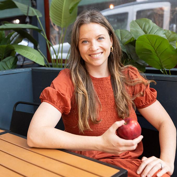 PranaSpirit Michele Rafeld4 New York Dietitian Nutritionist Yoga Healer Footer Photo